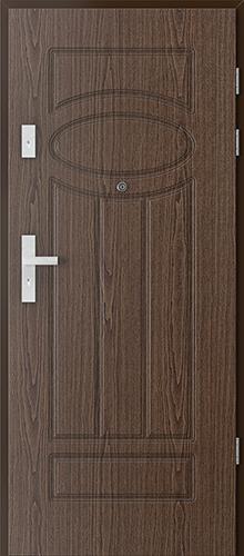 Uşi intrare apartament  FREZATE model 4