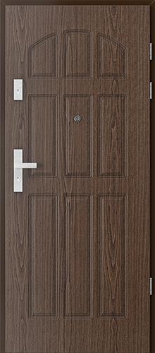 Uşi intrare apartament  FREZATE model 3