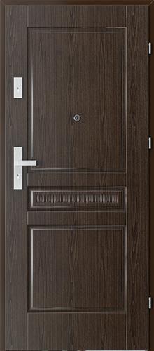 Uşi intrare apartament  OFFICE model 3