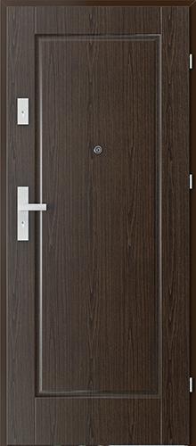Uşi intrare apartament  OFFICE model 5