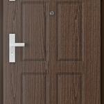 Uşi intrare apartament  FREZATE model 2