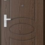 Uşi intrare apartament  FREZATE model 8