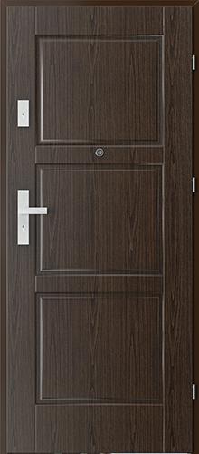 Uşi intrare apartament  OFFICE model 4