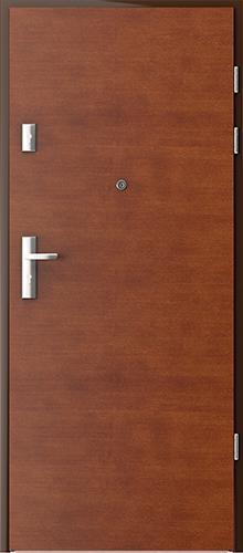 Uşi intrare apartament  Plina striatii orizontale