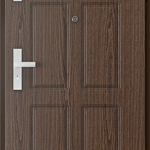 Uşi tehnice şi metalice FREZATE model 2