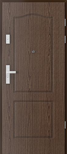 Uşi tehnice şi metalice FREZATE model 9
