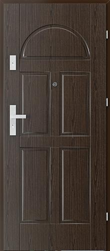Uşi tehnice şi metalice OFFICE model 1