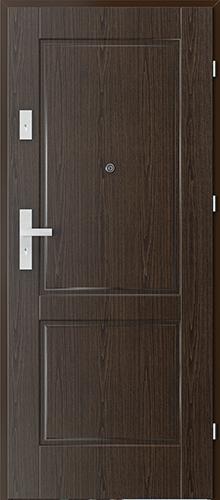 Uşi tehnice şi metalice OFFICE model 2