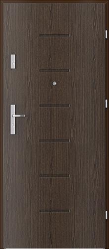 Uşi tehnice şi metalice OFFICE model 8