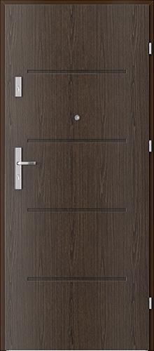 Uşi tehnice şi metalice OFFICE model 9