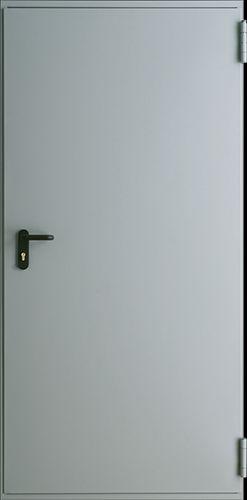 Uşi tehnice şi metalice EI 30 plina