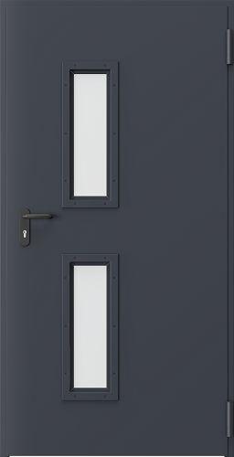 Uşi tehnice şi metalice EI 60 model 1