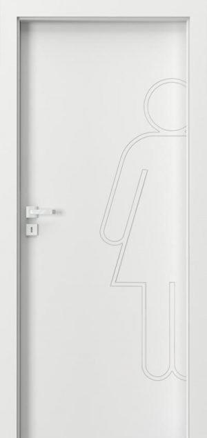 Uşi de interior Porta  VECTOR model L