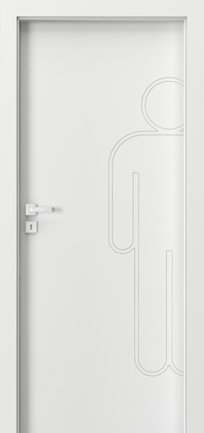 Uşi de interior Porta  VECTOR model M