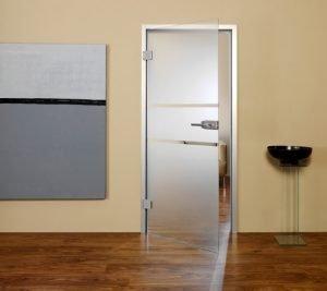 Uşi de sticlă Model SM18