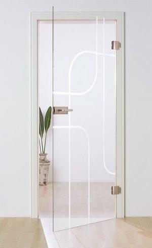 Uşi de sticlă Model SM20