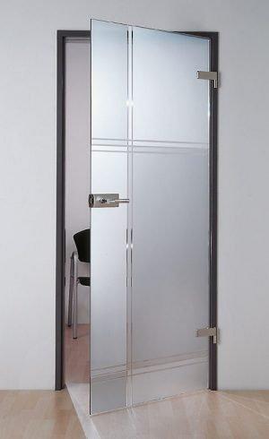 Uşi de sticlă Model SM22