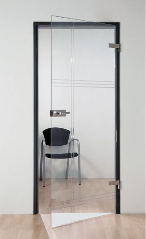 Uşi de sticlă Model SM24