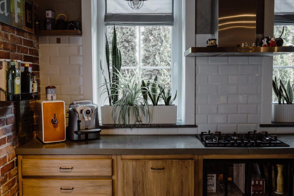 cum amenajezi bucătăria arts&crafts