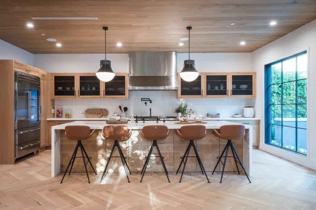 cum să amenajezi bucătăria modernă