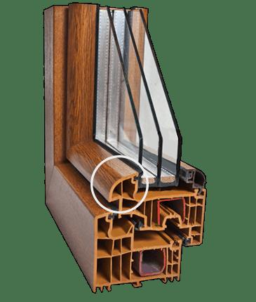 fereastra sticla sablata