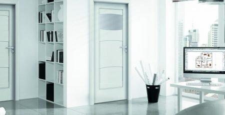 Ușile din material lemnos Porta Doors pentru interior